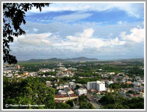 Rang Hill Viewpoint, Phuket