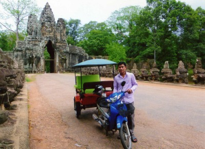 Transport in Siem Reap