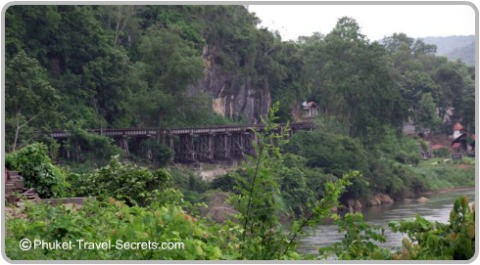 Death railway - Wang Pho Viaduct