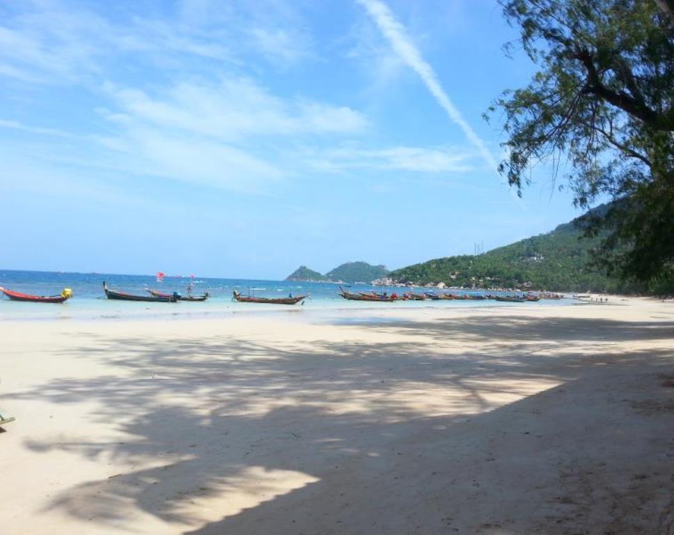Sairee Beach, Ko Tao