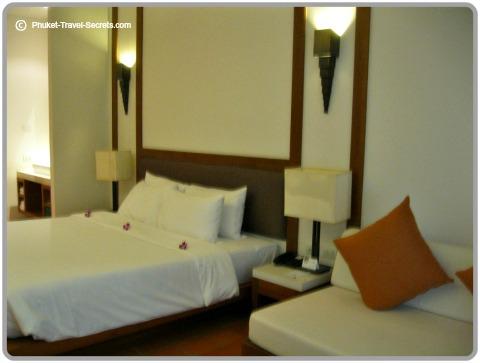 Facilities at the Sea Patong were fantastic for a three & a half star hotel.