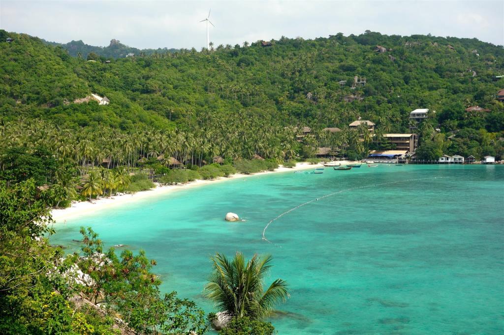 view of Thian Og Bay