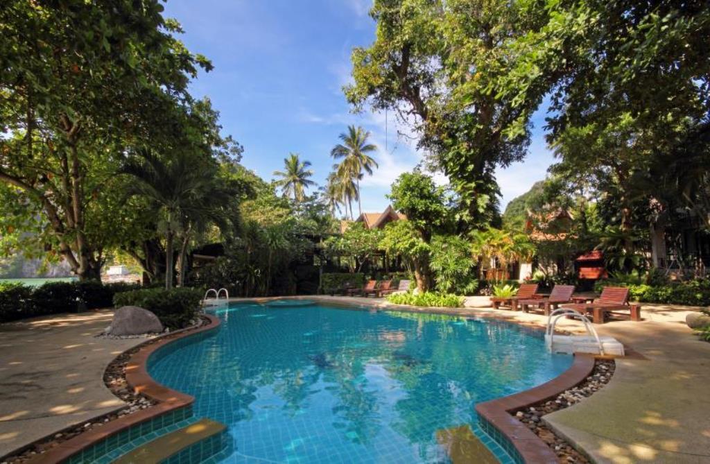 Sunrise Tropical Resort at East Railay, Krabi
