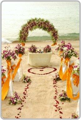 Beautiful weddings in Thailand