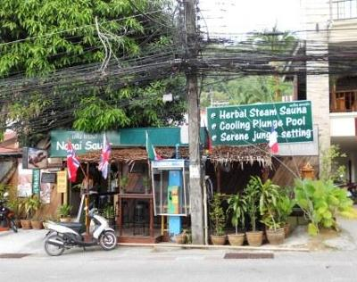 Wet Sauna on Nanai Road in Patong