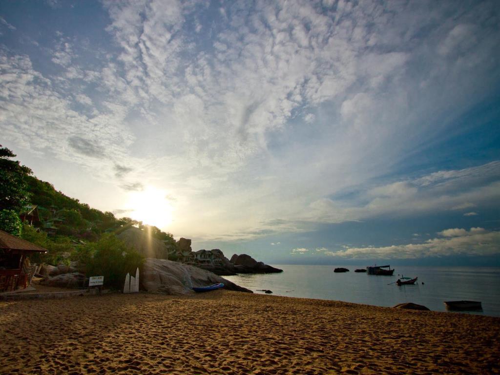 Beach at Tanote Bay, Ko Tao