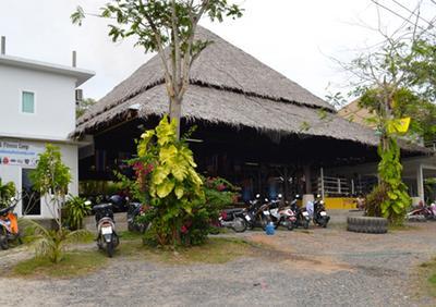 Thailand Camp - Old Premises