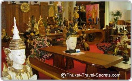 Thailand Handicrafts