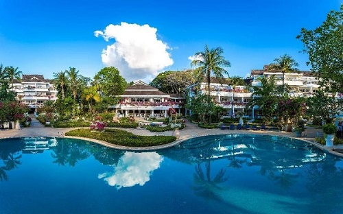 Thavorn Palm Beach Resort at Karon Beach Phuket