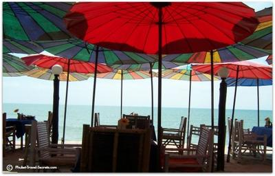 Beachfront Restaurants At Bang Tao