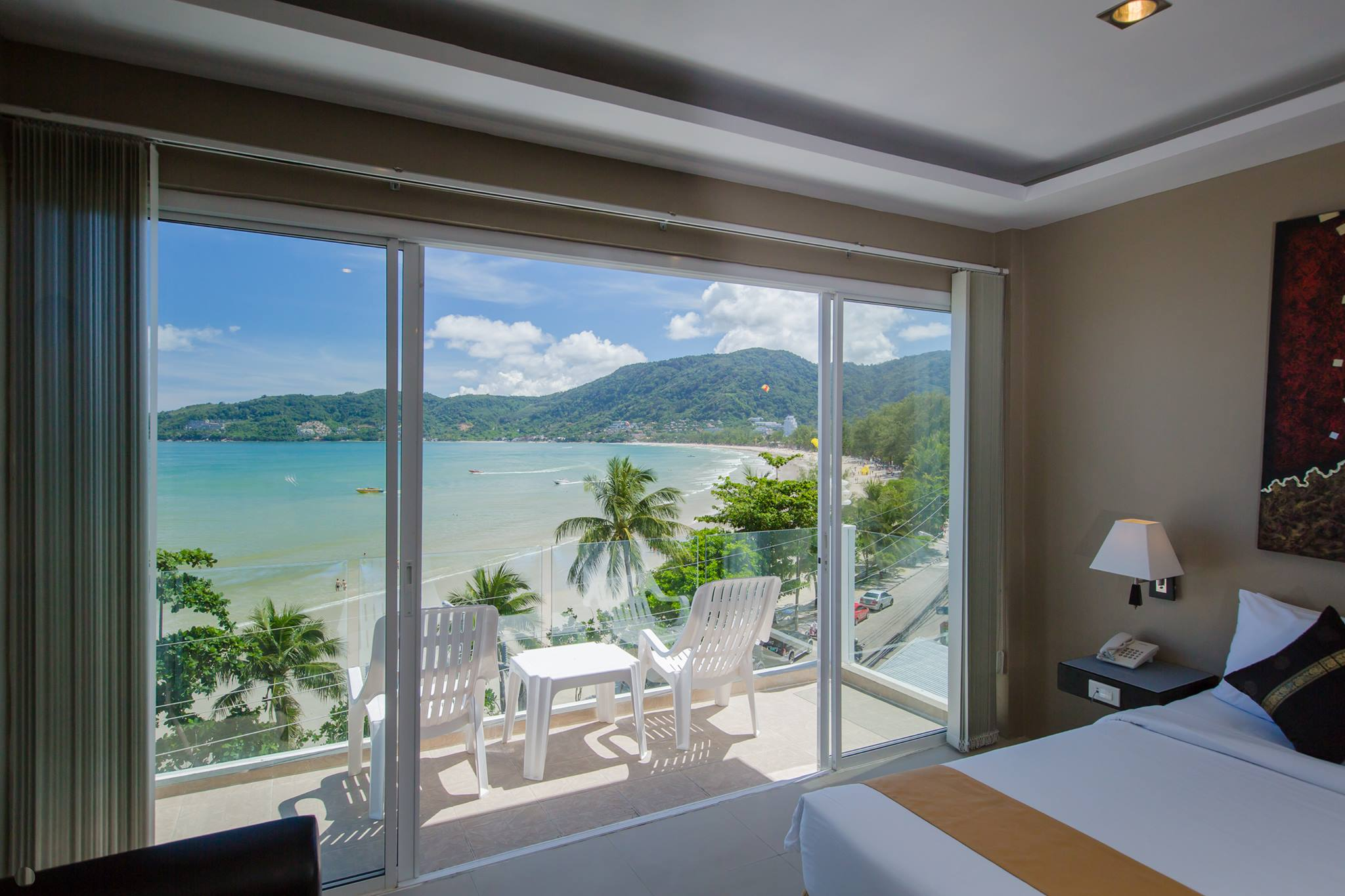 The Front Hotel Patong Beach Phuket