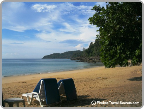 This secret and well hidden beach in Phuket is well worth finding.