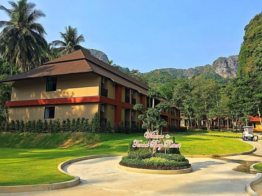 Tonsai Bay Resort, Tonsai Bay Krabi
