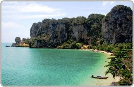 Tonsai Beach, Krabi