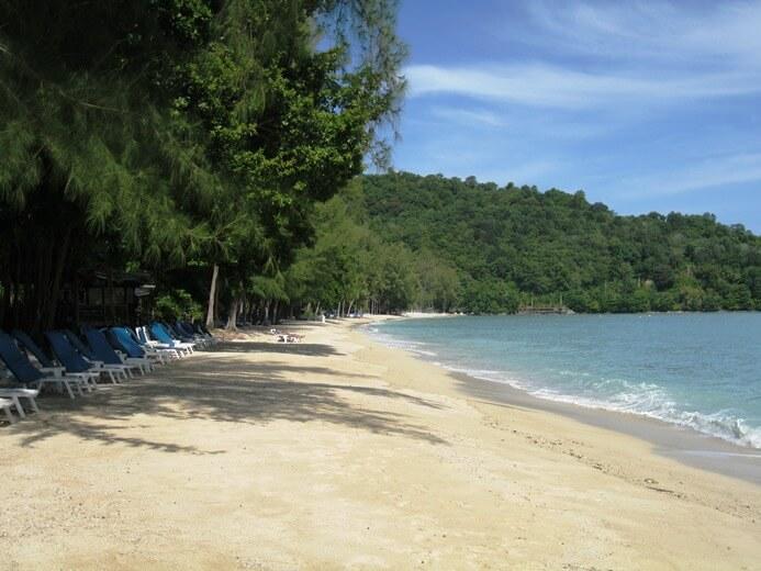 Tri Tra Beach Phuket