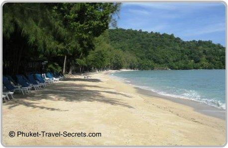 Tri Tra Beach, Phuket