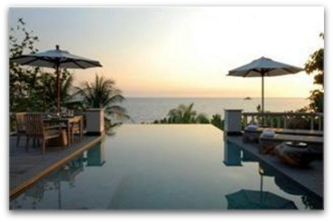 Five star accommodation in Phuket