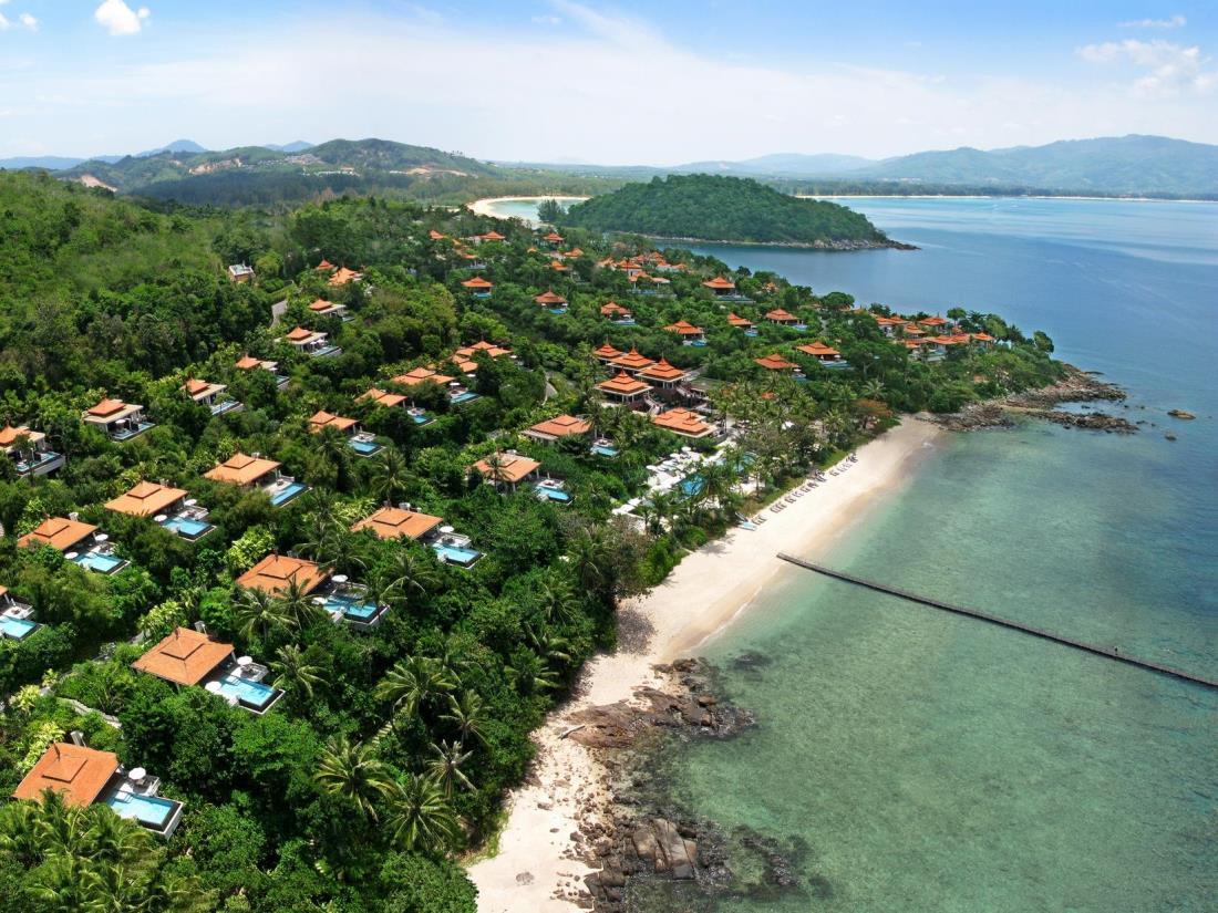 Trisara Pool Villas Phuket