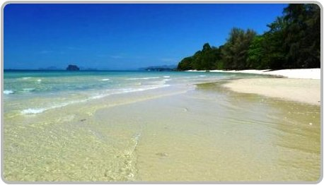 Tub Kaek Beach, Krabi