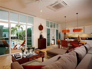 Two Villas at Bangtao Beach Phuket