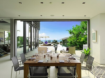 Enjoy breakfast in your own holiday home in Phuket