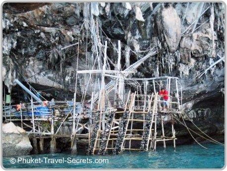 Viking Cave, Phi Phi Ley
