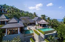 Luxury villa in Phuket
