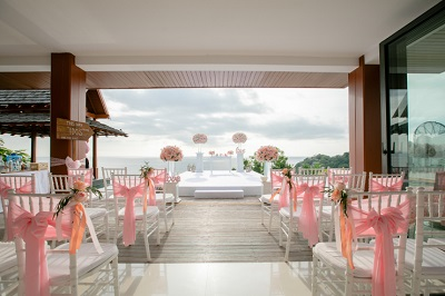 Romantic wedding locations in Phuket