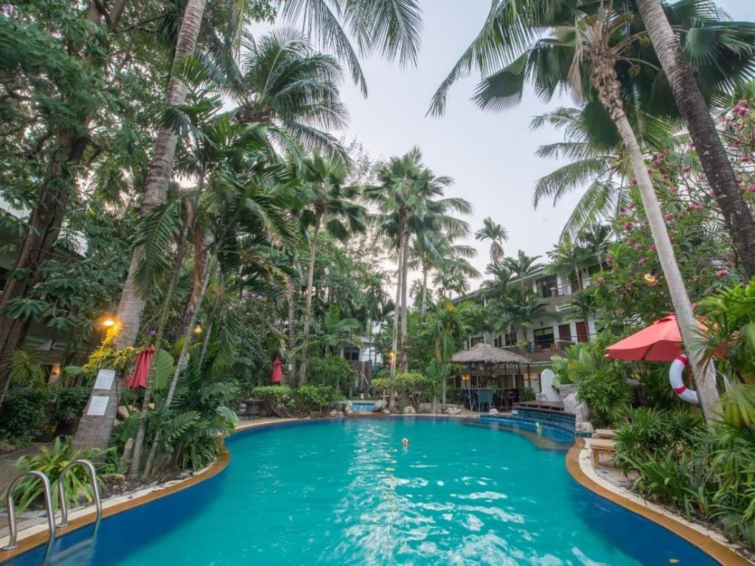 The Viridian Resort, Patong Beach Phuket