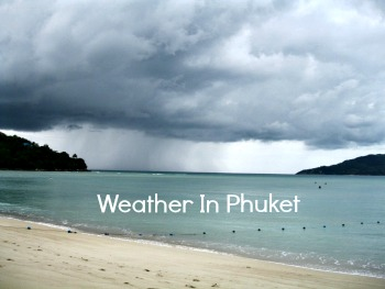 Weather in Phuket