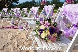 Wedding Florist in Phuket