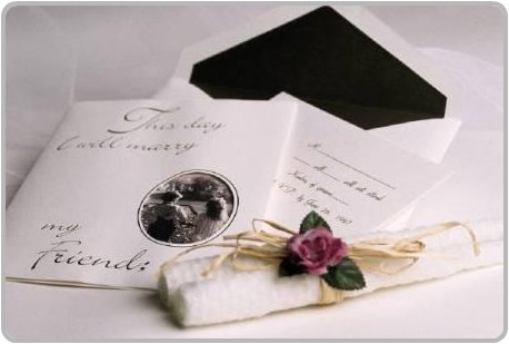 Phuket Wedding Invitations