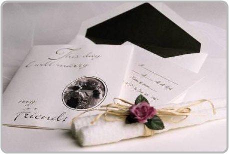 Phuket Wedding Invitations