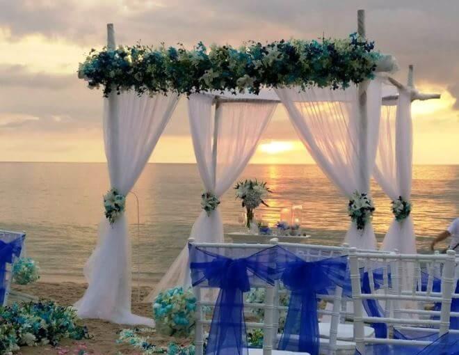 Thai Phuket Beach Wedding Package