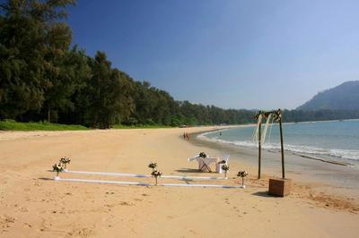 Beautiful Nai Yang Beach