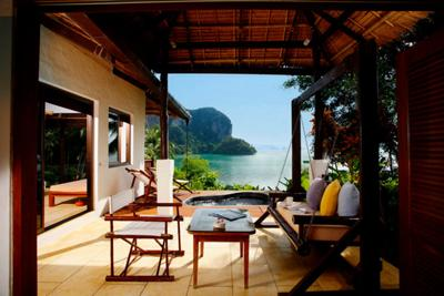 Koh Yao room with a view
