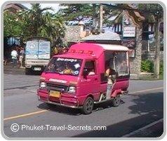 Tuk Tuks in Phuket