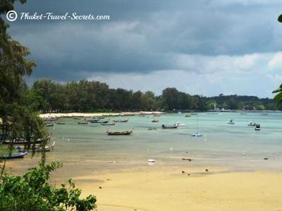 Longtail Boats at Rawai Beach Phuket