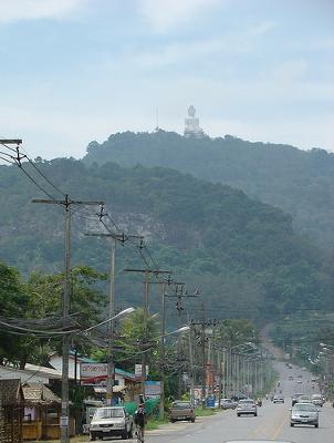 Giant Buddha, Phuket