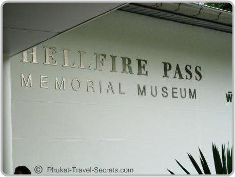 Memorial Museum at Kanchanaburi