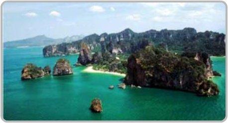 Islands around Phuket