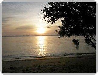 Sunset at Naka Yai