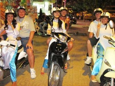 XO Motorbike Tours In Ho Chi Minh City, Vietnam