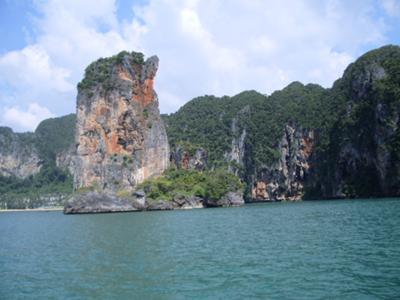 Stunning Krabi Scenery