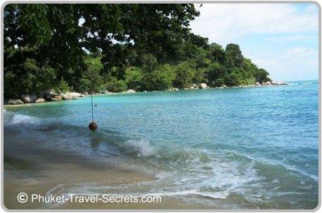 Paradise Beach Phuket.