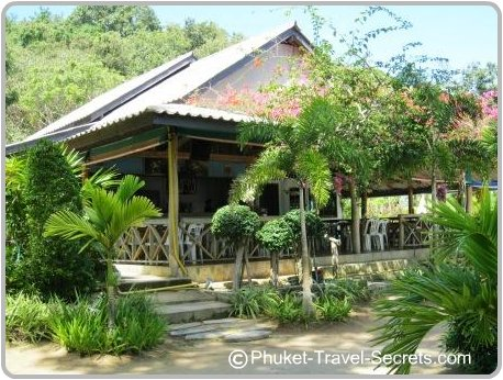 Paradise Restaurant.
