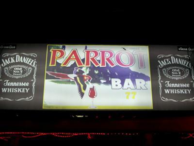 The Parrot Bar, Bangla Road Phuket