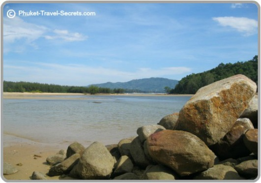 enjoy the peace and traquility at Layan Beach in Phuket.