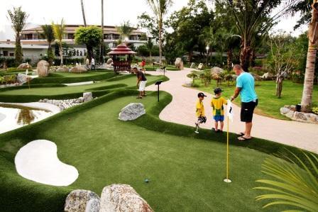 Phuket Adventure Golf at Bangtao Beach Phuket