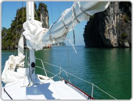 Explore beautiful destinations with SweetDreamers Sailing Tours.